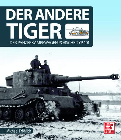 Buchcover Der andere Tiger | Heel Verlag GmbH