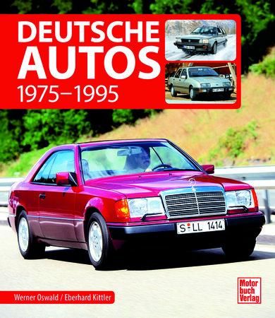 Deutsche Autos 1975-1995 | Heel Verlag