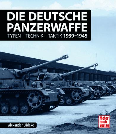 Buchcover Die deutsche Panzerwaffe | Heel Verlag GmbH