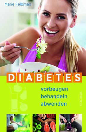 Buchcover Diabetes - vorbeugen, behandeln, abwenden   Heel Verlag