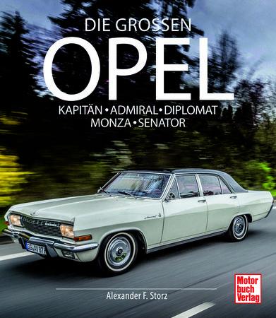 Die großen Opel | Heel Verlag