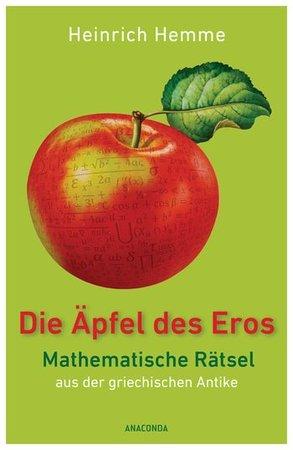 Buchcover Die Äpfel des Eros - Zahlenrätsel aus der Antike | Heel Verlag