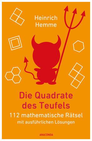 Buchcover Die Quadrate des Teufels - Mathematische Zahlen-Rätsel | Heel Verlag