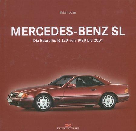 Buchcover Die komplette Modellgeschichte des R 129 | Heel Verlag