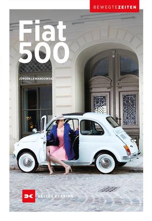 Buchcover Fiat 500 | Heel Verlag GmbH