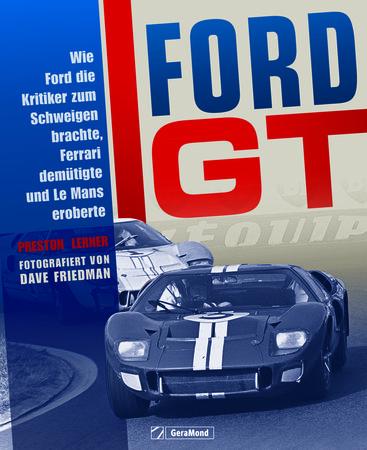 Buchcover Ford GT | Heel Verlag