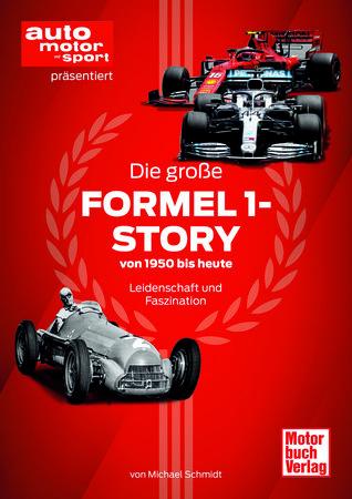 Cars Die große Formel 1-Story | Heel Verlag
