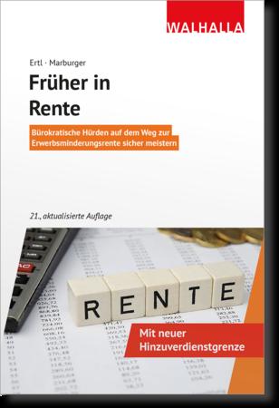 Buchcover Früher in Rente | Heel Verlag