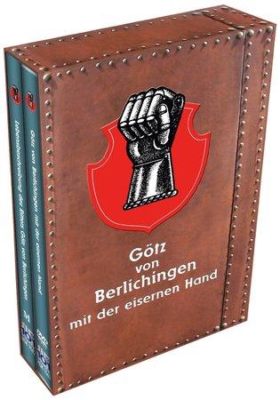Cover Götz von Berlichingen DVD & Buch | Heel Verlag