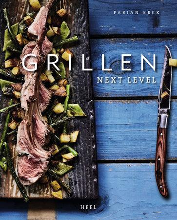 Buchcover Grillen - Next Level vom Heel Verlag