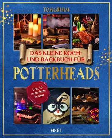 Buchcover Das magische Kochbuch für Harry-Potter-Fans | Heel Verlag