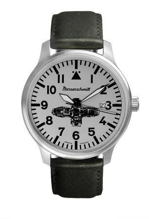 Artikelbild Herren-Armbanduhr Meesserschmitt Boxer | Heel Verlag