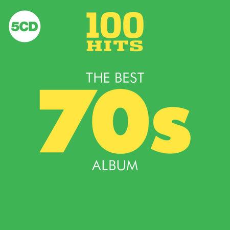 Albumcover Hits der 70er Jahre auf 5 CDs   Heel Verlag