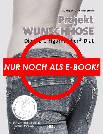 Buchcover Projekt Wunschhose   Heel Verlag