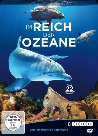Die atmemberaubende Welt unserer Meere - 8 DVDs | Heel Verlag