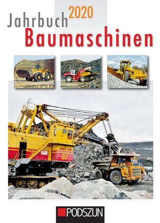 Jahrbuch Baumaschinen 2020 | Heel Verlag GmbH
