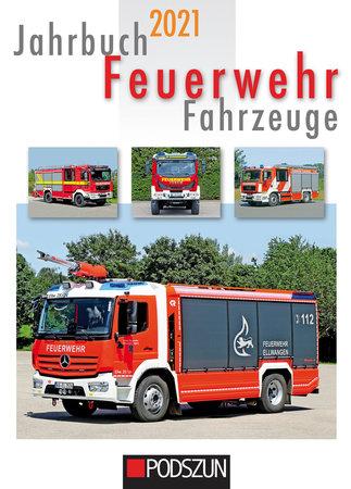 Cover Jahrbuch Feuerwehr 2021 | Heel Verlag