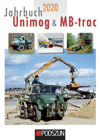 Jahrbuch Unimog & MB-trac 2020 | Heel Verlag GmbH