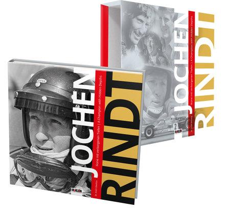 Cover Jochen Rindt | Heel Verlag