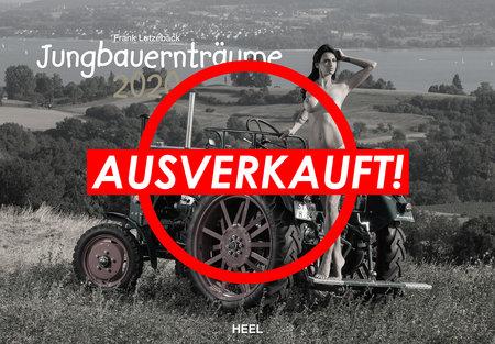 Kalendercover Jungbauernträume 2020 vom Heel Verlag