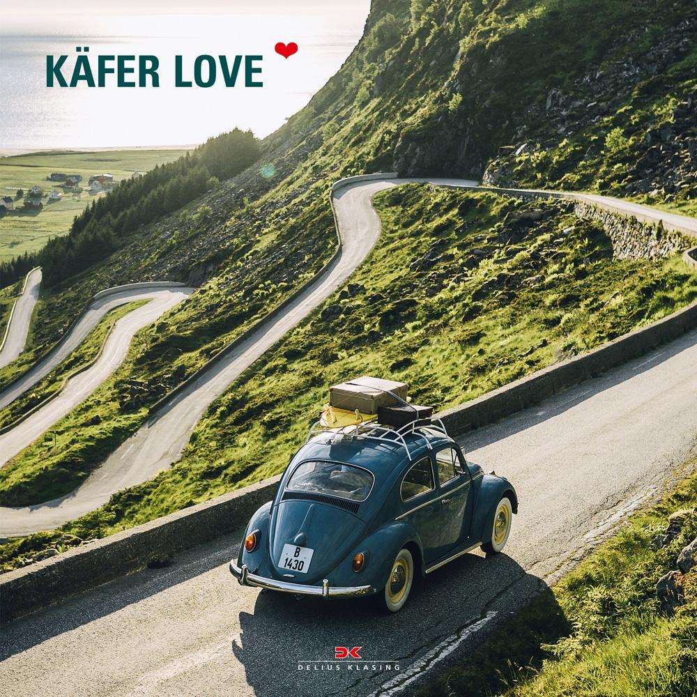 Käfer Love - Einzigartiger Bildband über die charmanteste Blechkugel der Welt - Heel Verlag
