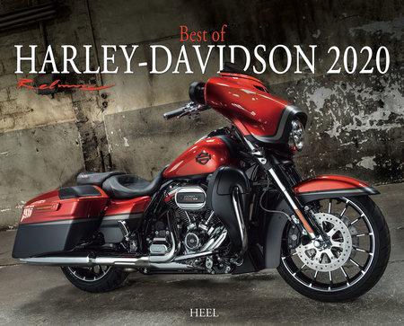 Kalendercover Best of Harley Davidson 2020 | Heel Verlag