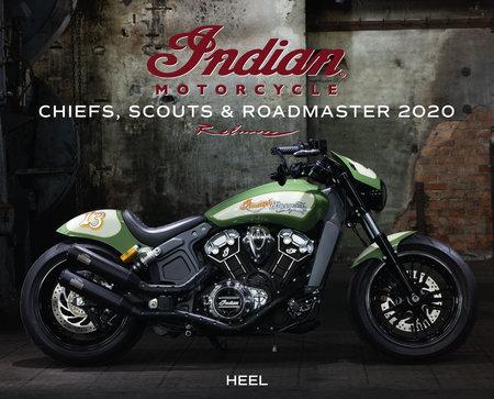 Kalendercover Indian Motorcycles 2020 vom Heel Verlag