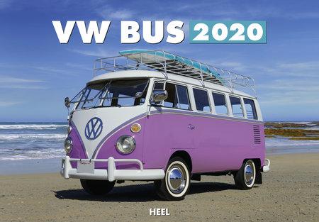 Kalendercover Kalender VW Bus 2020 | Heel Verlag