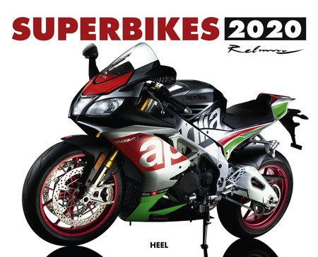 Kalendercover Superbikes 2020 vom Heel Verlag