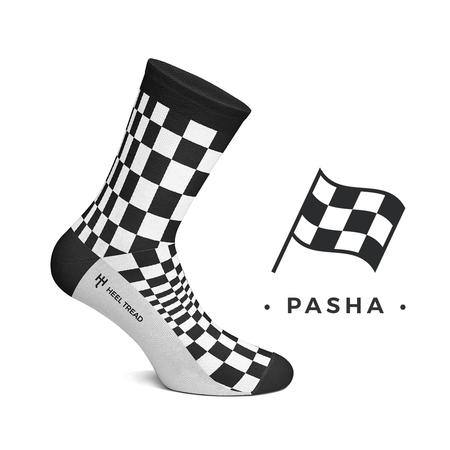 Porsche Pasha Socken - Heel Verlag