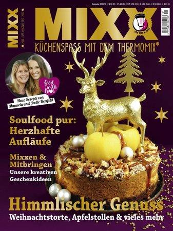 Cover Mixx 1/2019 - Das Magazin für den Thermomix - Heel Verlag