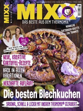 Cover Mixx 6/2019 - Das Magazin für den Thermomix - Heel Verlag