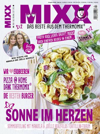 Cover Mixx 4/2020 - Das Magazin für den Thermomix | Heel Verlag