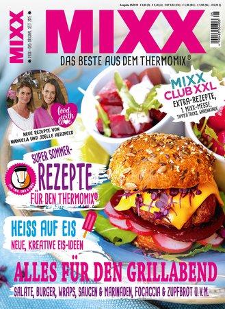 Cover Mixx 5/2019 - Das Magazin für den Thermomix - Heel Verlag