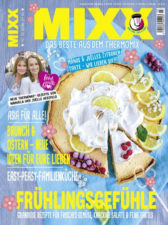 Cover Mixx 3/2020 - Das Magazin für den Thermomix | Heel Verlag