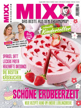Cover Mixx 4/2021 - Das Magazin für den Thermomix | Heel Verlag
