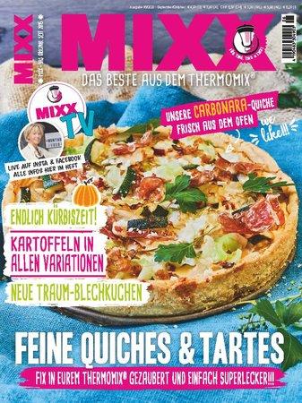 Cover Mixx 6/2020 - Das Magazin für den Thermomix | Heel Verlag