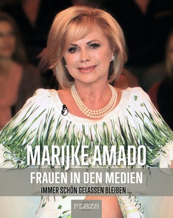 Buchcover Marijke Amado - Frauen in den Medien vom Heel Verlag