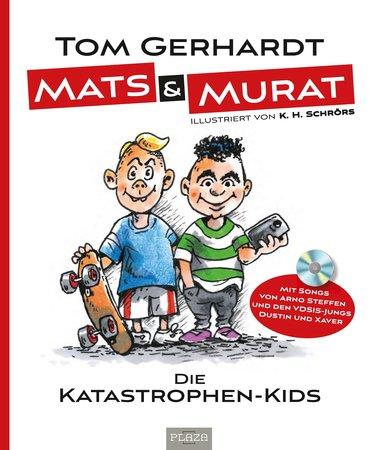 Buchcover Mats & Murat Die Katastrophen-Kids vom Heel Verlag