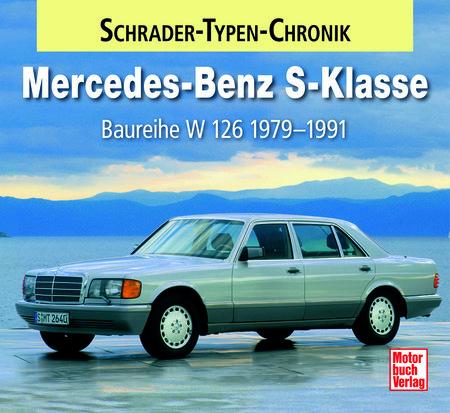 Buchcover Mercedes-Benz S-Klasse | Heel Verlag