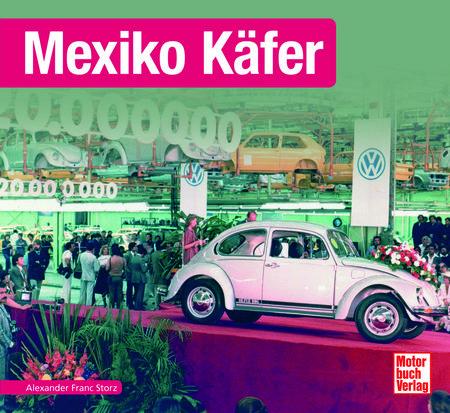 Buchcover Mexiko Käfer | Heel Verlag