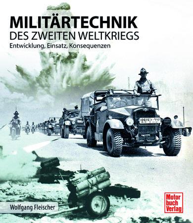 Buchcover Militärtechnik des zweiten Weltkriegs   Heel Verlag GmbH