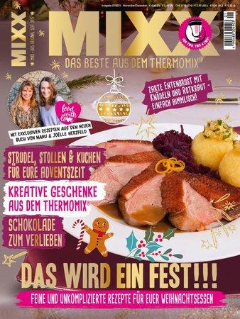 Cover Mixx 1/2020 - Das Magazin für den Thermomix | Heel Verlag