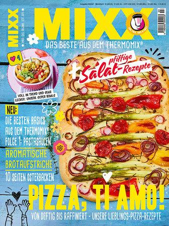 Cover Mixx 3/2021 - Das Magazin für den Thermomix | Heel Verlag