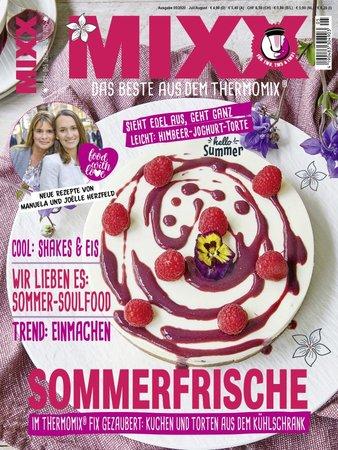 Cover Mixx 5/2020 - Das Magazin für den Thermomix | Heel Verlag