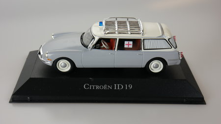 Artikelbild Citroën ID19 - originalgetreues Modell im Maßstab 1:45 | Heel Verlag