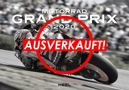Kalendercover Motorrad Grand Prix 2020 vom Heel Verlag