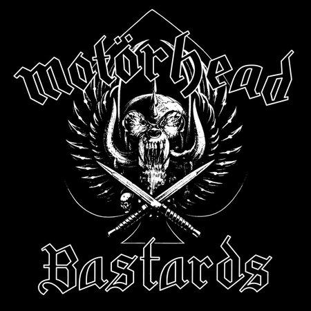 Albumcover BASTARDS - eines der besten Alben von MOTÖRHEAD (LP) | Heel Verlag