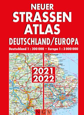 Ohne Navi: Straßenatlas Deutschland / Europa | Heel Verlag