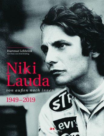 Buchcover Niki Lauda: Von außen nach Innen   1949-2019   Heel Verlag